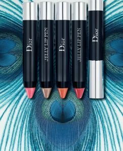 Dior jelly lip pen Birds of paradise